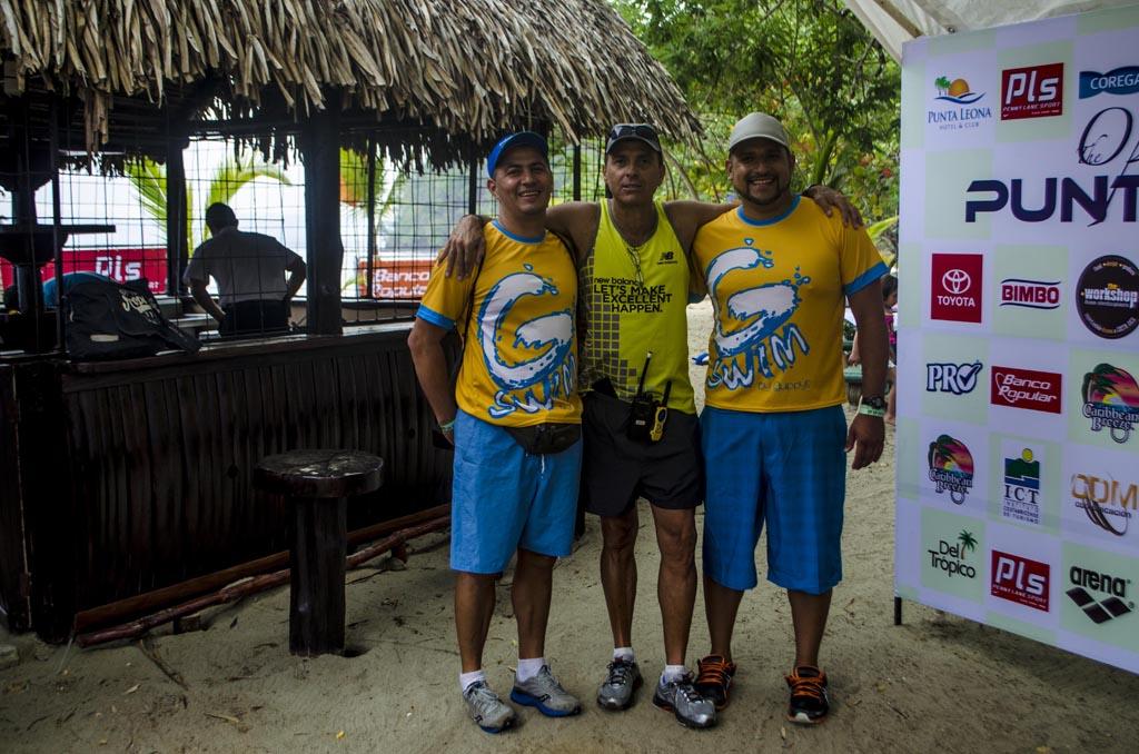 Randall, Ricardo y Marco