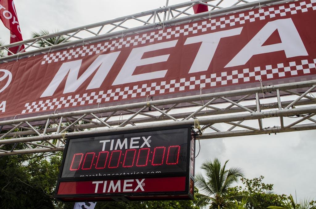 Tiempo Oficial Timex