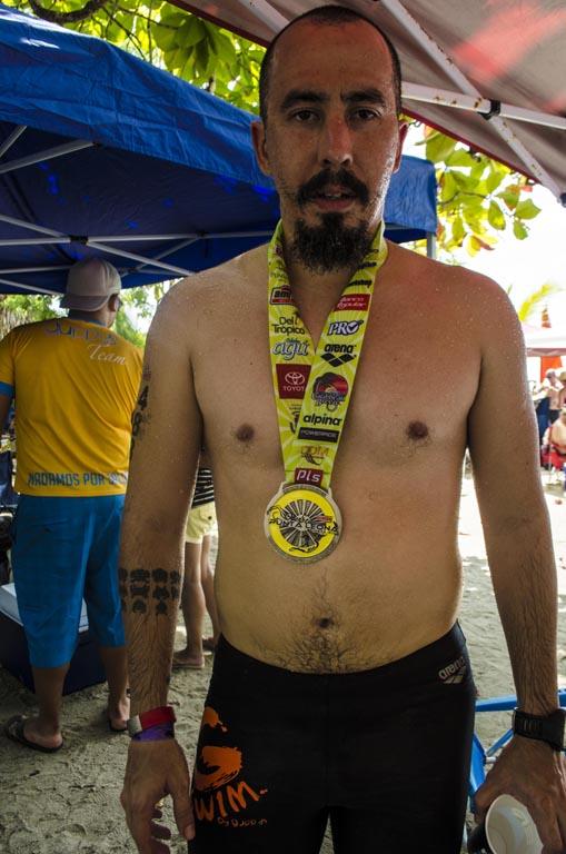 Mi primera Medalla de Aguas Abiertas