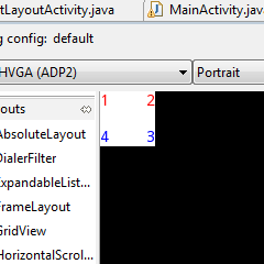 Bug de RelativeLayout con fill_parent